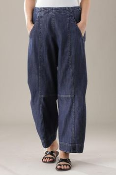 OSKA Edina  Trousers Yana wash