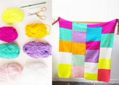Make This! An Age Before Beauty Blanket!