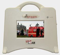 AirStream  Cellular iNG Transmitter  The AirStream advantage: