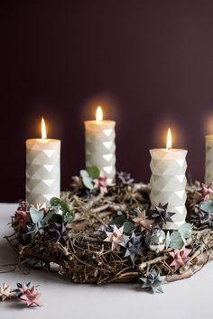 Oh du schöne Weihnachtsdeko: Ideen und Neuheiten 2016 #weihnachten #christmas #dekoration #decoration #trends #news #neheiten #2016 Foto: Ferm Living