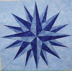 Mariners Star Quilt Pattern - This Gorgeous Mariners Star Quilt Pattern Designs images was upload on May, 30 2017 by admin. H Mariners Star Quilt Pattern - This Gorgeous Mariners Star Quilt Pattern Designs images was upload on May, 30 2017 by admin. Paper Pieced Quilt Patterns, Barn Quilt Patterns, Pattern Blocks, Quilting Patterns, Star Patterns, Star Quilt Blocks, Star Quilts, Texas Star, Missouri