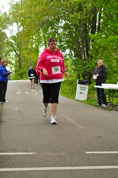April 30, 2011...my first 5K...Run Me Home