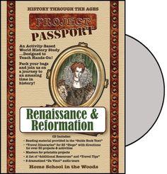 Project Passport World History Study: Renaissance & Reformation Review