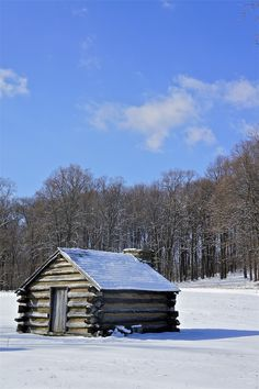 Valley Forge National Park.  Visited it countless times.  Always find something new