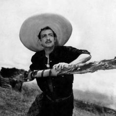 Jorge Negrete en El Rapto