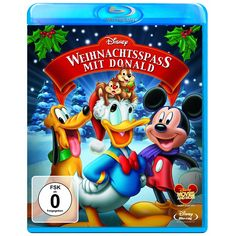 Classic Disney Shorts Get Stand Alone Blu-ray in Europe.