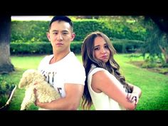Cool For The Summer - Demi Lovato - Cover by Ali Brustofski & Jason Chen - Music Video w/ Lyrics - YouTube