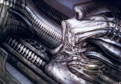 Biomechanical world by H.R. Giger  {Part 2}