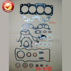 5S 5SFE Engine complete Full gasket set kit for Toyota Celica/Camry 2.2L 2164cc 1993-2002 50177600 04111-74640 04111-74651