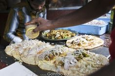 Kolkata's Hot Kati Rolls are some of the best street food anywhere in India.