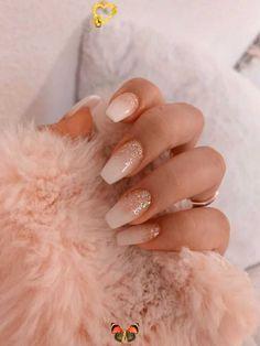 20+ Best Pretty Nails Part16 #coffinnails #diynails #glitternails #graynails #halloweennails #nail