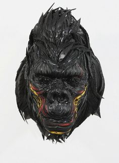 Made with old tires By Yong Ho Ji Via buzzfil.com