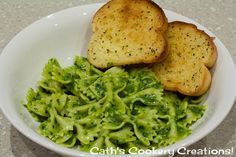 Basil Pesto from Cath's Cookery Creations!  @Cath's Cookery Creations!