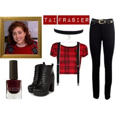 """""""tai frasier party outfit"""" on Polyvore"""