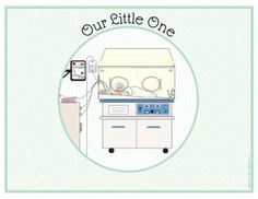 NICU Dayz Milestone Calendar - okay, this looks cheesy but it was cute (and the NICU nurses loved it).  Also available in Spanish.