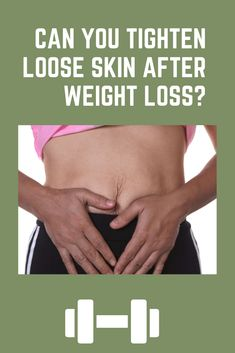 If you have loose skin after weight loss, first celebrate your weight loss victory! Then, learn more about the factors that affect skin elasticity and what you can do to help your body snap back. Tighten Loose Skin, Lose Weight, Weight Loss, You Loose, Stubborn Fat, Skin Elasticity, Snap Backs, Muscle Mass, How To Slim Down