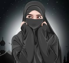 Please to visit my website Cute Girl Wallpaper, Cute Wallpaper Backgrounds, Cartoon Wallpaper, Wallpapers, Muslim Girls, Muslim Couples, Muslim Women, Muslim Images, Caricature