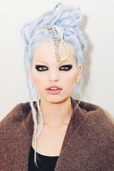 I want this colour hair.