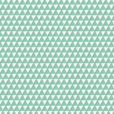 cloud9 MONSTERZ  mountainz mint -half yard- Organic Cotton Fabric- Fantastic Shipping Rates. $5.00, via Etsy.