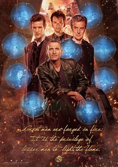 http://willbrooks.deviantart.com/art/Doctor-Who-Great-Men-Are-Forged-in-Fire-566898131