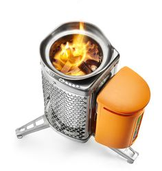 Biolite camp stove.....I want one!!!!  :-)