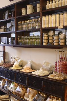 Bath products shop 63 Ideas for 2019 - Soap Apothecary Decor, Apothecary Cabinet, Apothecary Products, Diy Savon, Herb Shop, Soap Display, Soap Shop, Candle Shop, Store Displays