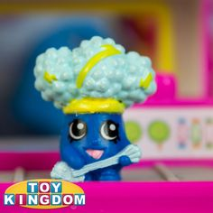 Rockin' Broc blue from Shopkins Series 1 http://youtube.com/user/ToyKingdom #shopkins #kawaii #shopkin #shopkinsworld #cute #kawaii #toys #toykingdom