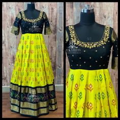 Long Gown Dress, Sari Dress, Frock Dress, Anarkali Dress, Long Frock, Long Dress Design, Dress Neck Designs, Fancy Blouse Designs, Lehenga Crop Top