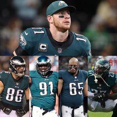 5fa6a32f482 5 Eagles made NFL Networks Top 100 Players: Carson Wentz Zach Ertz Fletcher  Cox Lane Johnson - Malcolm Jenkins Thoughts?