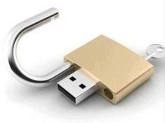 Security USB drive