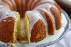 This Meyer Lemon Bundt Cake has a delicately tart flavor and a heavenly light crumb. Combine with a zesty lemon glaze for a divine dessert.