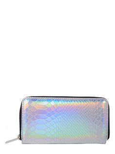 Discover the most wanted on trend British lifestyle brand, Skinnydip London online now! Melanie Martinez Outfits, Skinnydip London, Holographic, Clutch Bag, Fashion Brand, Snake, Zip Around Wallet, Purses, My Style