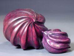 Sculpture-Ceramic-Liz Lescault: Hersies Kissing