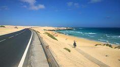 Playa de Corralejo, Fuerteventura - îles Canaries (Espagne)