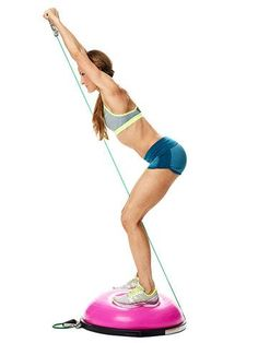 Get a total-body tone-up with the Superhero exercise
