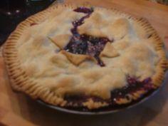 Blackberry~Raspberry Pie | A Recipe A Day