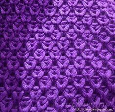 Очень привлекательный узор для пуловера