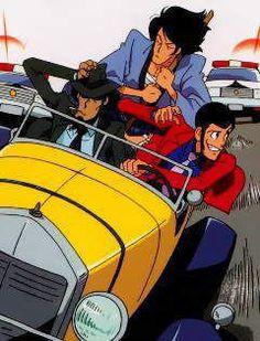Lupin III Monkey Punch