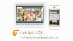 ComfortClick bOS - The First Building Operating System. The first building operating system for your home that enables you to control any ho...