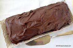 Suhaida - crema de cacao | Savori Urbane Romanian Desserts, Romanian Food, Romanian Recipes, Pastry Cake, Ice Cream Recipes, Cream Cake, Chocolate Recipes, Chocolate Cakes, Diy Food