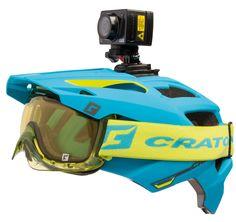 Cratoni Alltrack: Bike-Helm mit multifunktionaler Kamerafixierung   Sports Insider Magazin