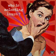 #183 Paris DJs Soundsystem - Who is Molesting Laura ? (part 6)