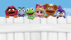 Cumple Mady Happy 6th Birthday, Diy Birthday, Birthday Party Themes, Birthday Ideas, Muppet Babies, Baby Invitations, Edible Cake Toppers, Disney Junior, Toddler Fun