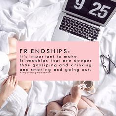 There's a big difference between friends and people you party with. #empoweringwomennow