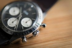 Historical Perspectives: The Very First Rolex Daytona, Explained (Or, What Is A Double-Swiss Underline Daytona?) - HODINKEE Rolex Cosmograph Daytona, Rolex Daytona, Daytona Watch, Rolex Watches, Accessories, Jewelry Accessories