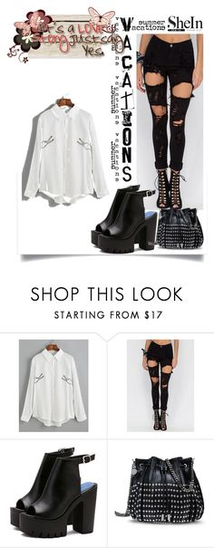 """""""Untitled #56"""" by polyvorelover-926 ❤ liked on Polyvore featuring STELLA McCARTNEY"""
