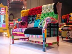 The Peebles Sofa