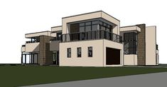 2 storey House Design modern style house plan house plans south africa simple ho… - Home & DIY 6 Bedroom House Plans, 4 Bedroom House Designs, Small House Interior Design, Garage House Plans, My House Plans, Unique House Design, Simple House Plans, Beautiful House Plans, Modern House Plans
