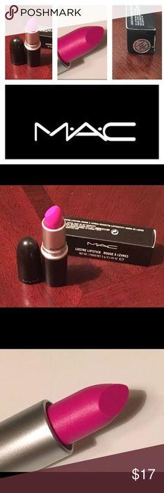 New! MAC lipstick Saint Germain New!  MAC Saint Germain MAC Cosmetics Makeup Lipstick