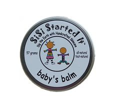 Baby Balm that works!